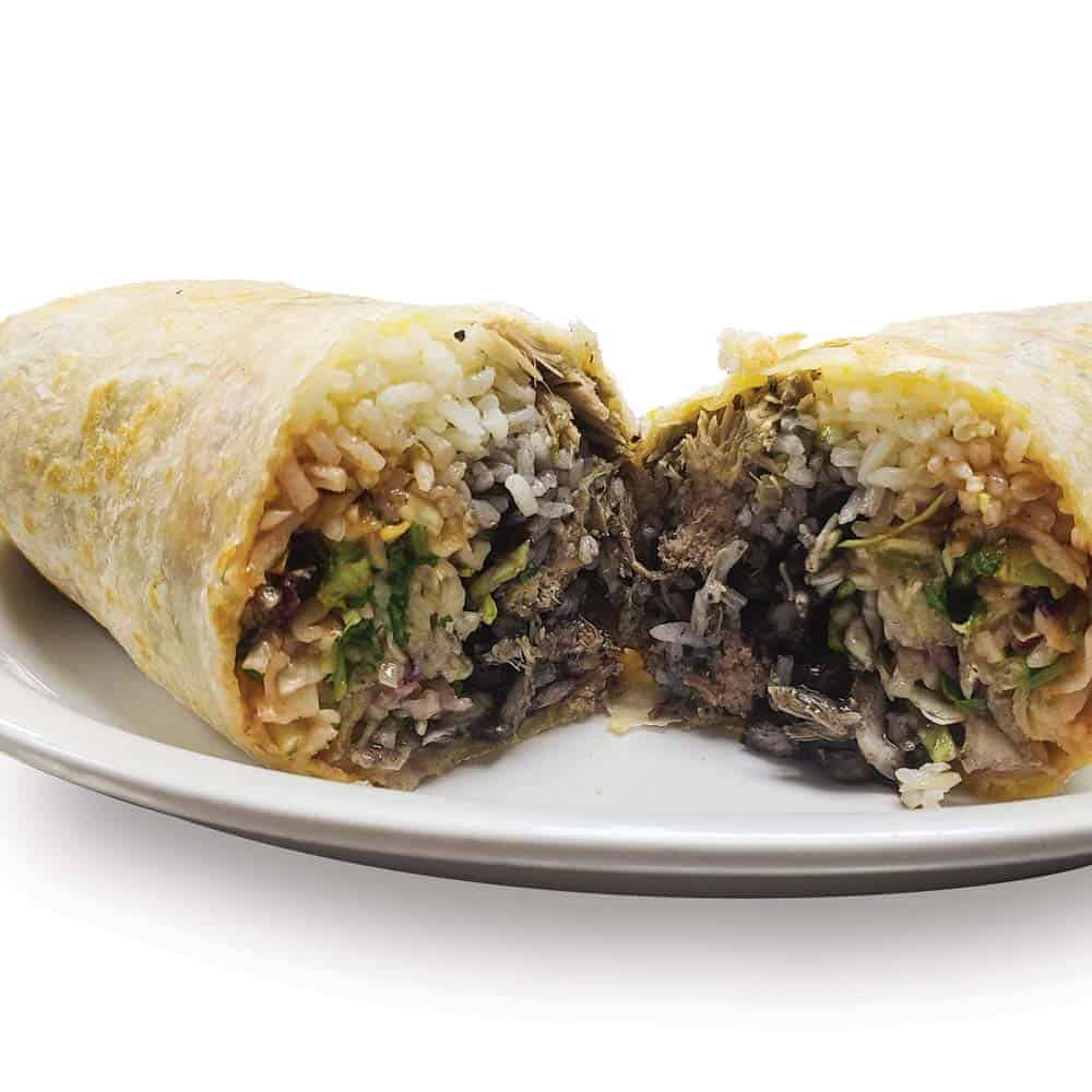 Citrus Slaw™ Burrito