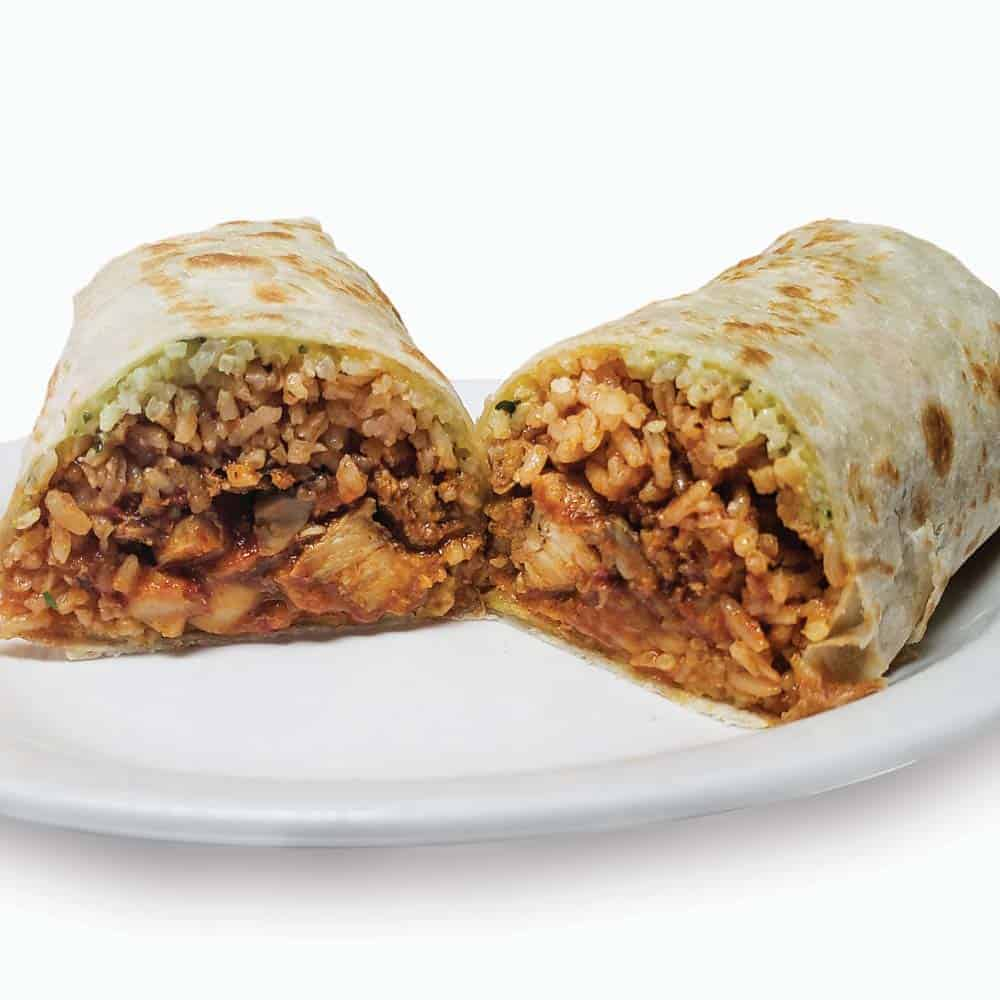 Mr. Lee's SCReaM'n Chicken Burrito