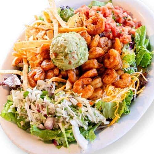 Wahoo's Salad